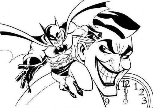 Joker disegni