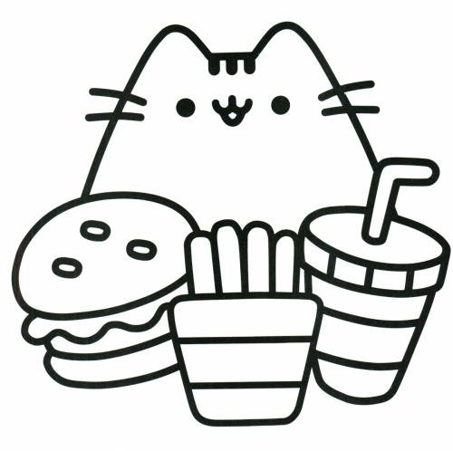 kawaii gatto