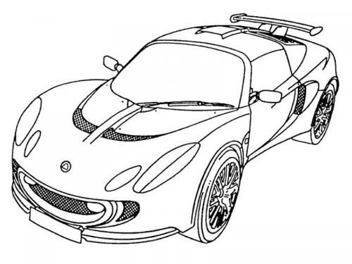 macchina Lamborghini