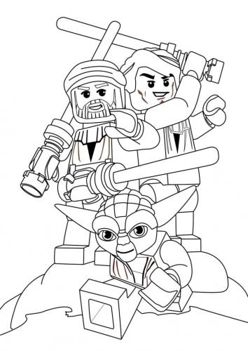 Lego Star Wars immagini