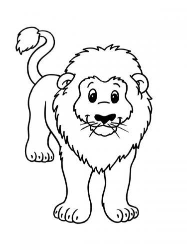 leoni da stampare