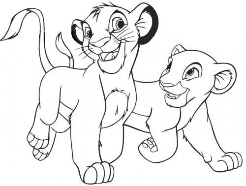leoni per bambini