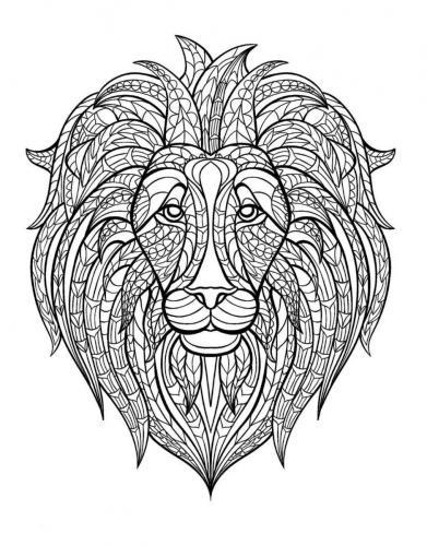 leoni stilizzati