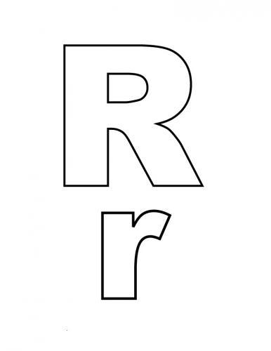 lettere-in-maiuscolo-R