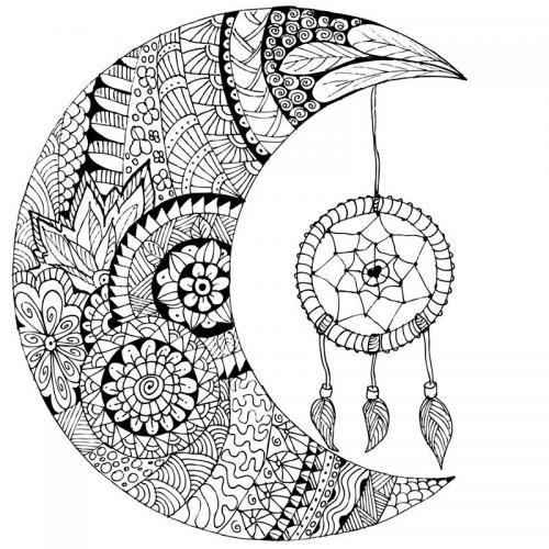 luna e acchiappasogni