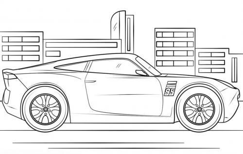 macchine di Cars