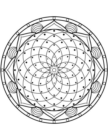 mandala buddista