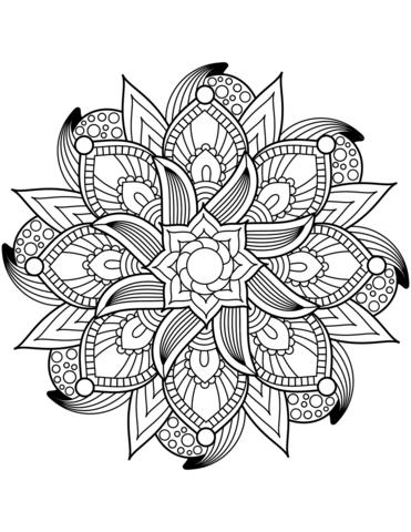 mandala disegni