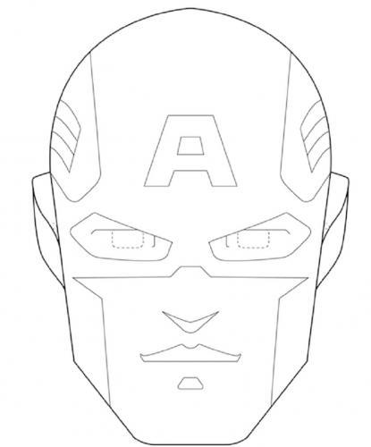 Avengers Da Colorare 90 Disegni Da Stampare A Tutto Donna
