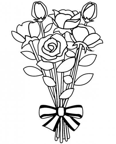 mazzi rose immagini