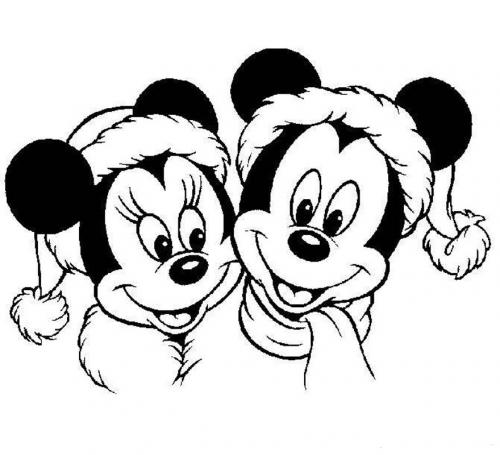 Minnie 82 Disegni Da Stampare E Colorare A Tutto Donna