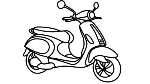 moto disegnate