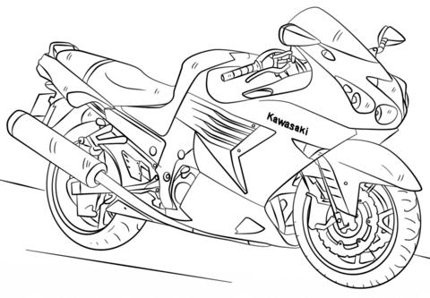 moto disegni