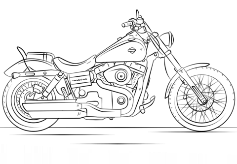 moto disegno