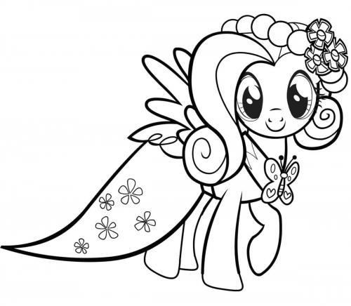 My Little Pony da disegnare