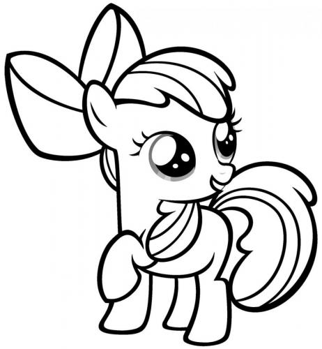 My Little Pony da piccole