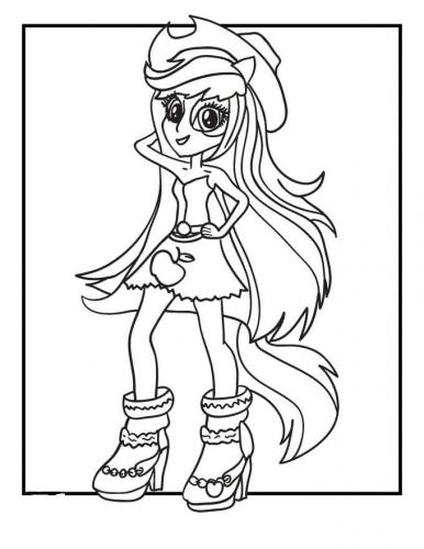 My Little Pony da stampare