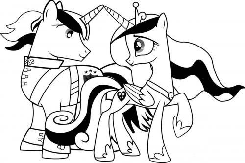My Little Pony disegni