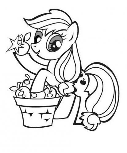 My Little Pony disegno