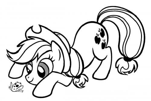 My Little Pony immagini da colorare