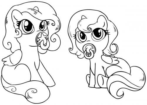My Little Pony piccoli