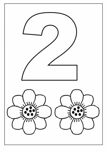 numeri da ritagliare 2