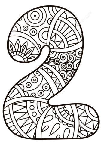 numeri grandi da stampare 2