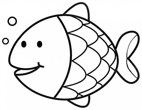 In Qualche Modo Rumoroso Fusione Pesce Con Tutti Cerchietti Da Stampare E Colorare Verdure Passeggeri Quercia