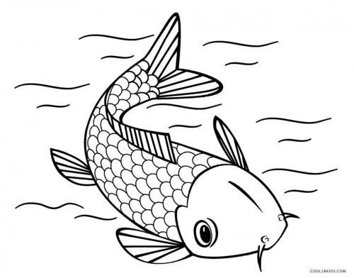 pesce sul mare