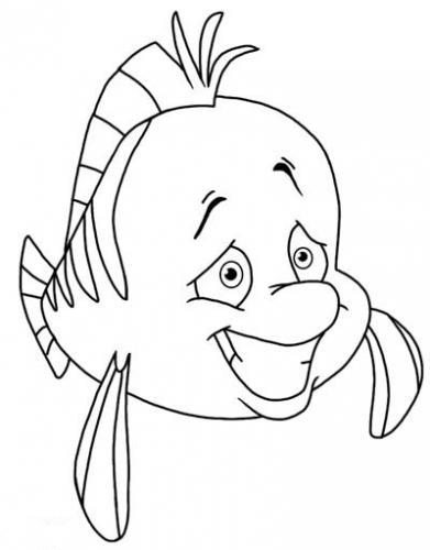 pesciolino della Sirenetta