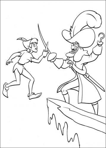 Peter contro uncino