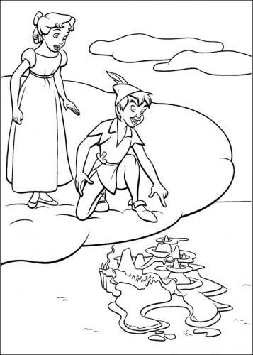 Peter e l'isola che non c'è
