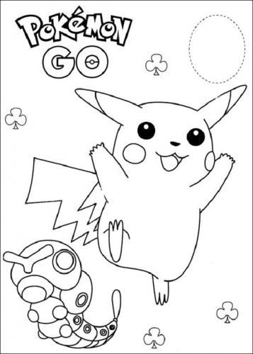 Pikachu evoluto