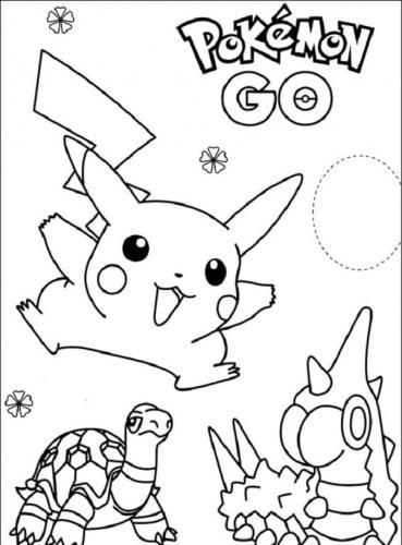Pikachu nero