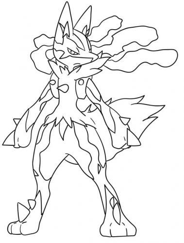 Pokémon da colorare e stampare Leggendari