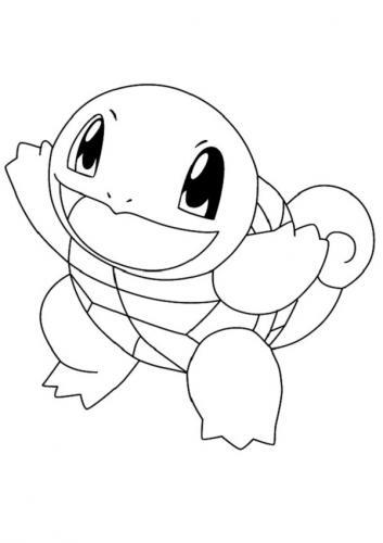 Pokémon da colorare online