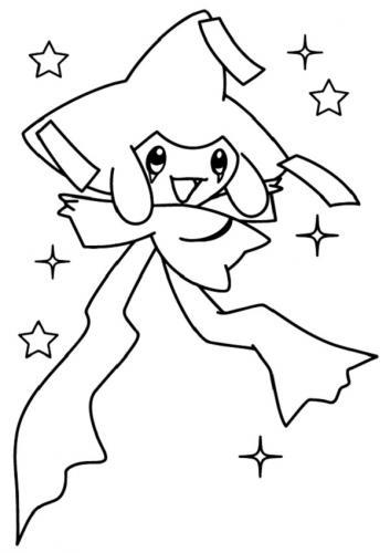 Pokémon da disegnare