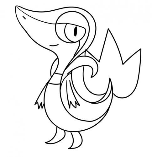 Pokémon da stampare e colorare