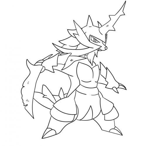 Pokémon disegni da colorare per bambini