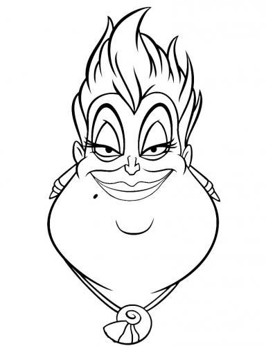 primo piano di Ursula