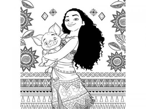 principessa Vaiana