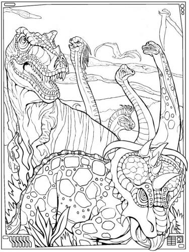 rettili preistorici