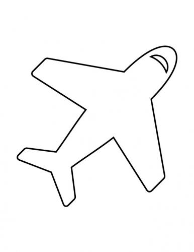 sagoma aereo
