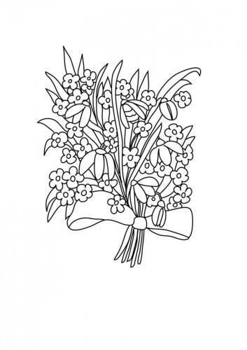 sagoma fiore