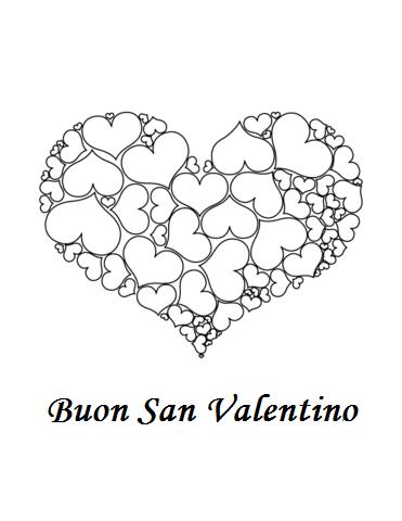 san valentino disegni