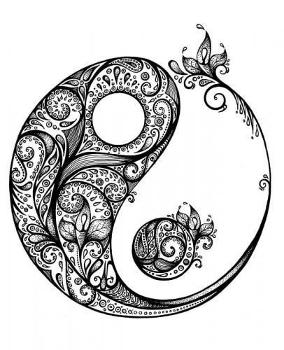 simbolo della pace elegante