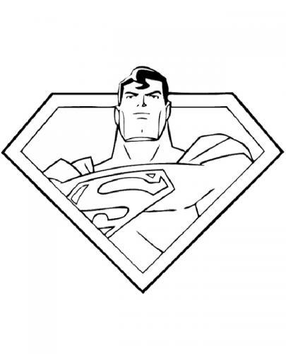 simbolo di Superman