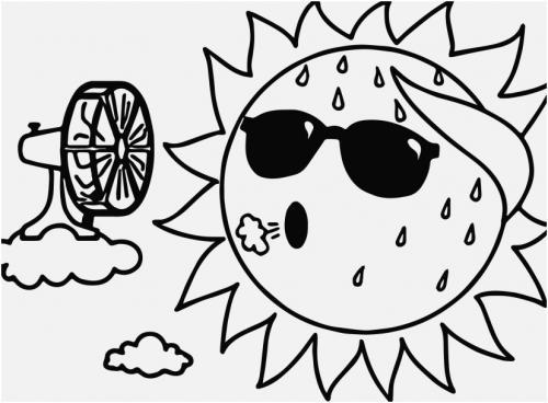 sole con il ventilatore