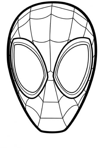 spiderman disegni da colorare gratis