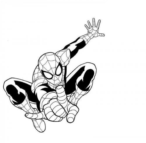 spiderman nero cattivo